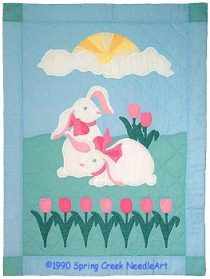 Bunny Buddies Quilt Pattern