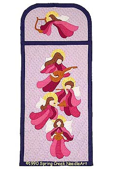 Joy to the World Quilt Pattern