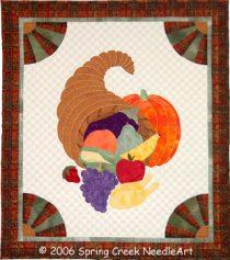 Harvest Quilt Pattern