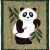 Amanda Panda Quilt Pattern