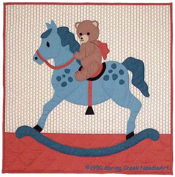 The Spotted Pony Quilt Pattern