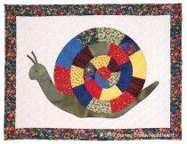 Abigail Snail Quilt Pattern