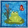 Francois Frog Quilt Pattern