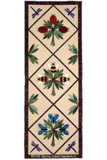 The Garden Quilt Pattern