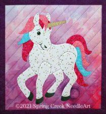 Unicorn/Pony Quilt